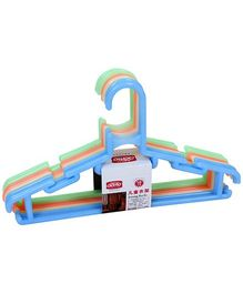 Fab N Funky - Multicolour 10 piece Hanger