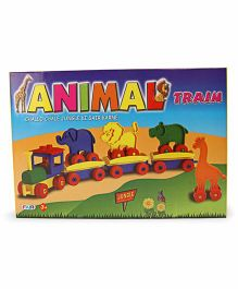 Fair Animal Train Set Building Set - Multicolour