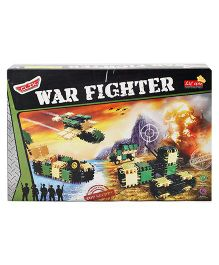 Lil Star Clix War Fighter Construction Set Multicolor - 36 Blocks