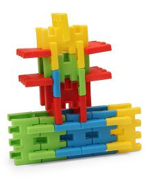 Fair Napco Building Block Set Multicolour - 36 Pieces