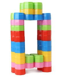 Fair Plato Senior Building Blocks Set - 35 Pieces