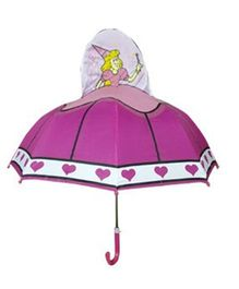 Pre Order - Superfie Girl Printed Umbrella - Purple