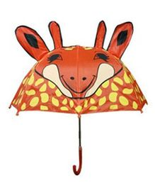 Pre Order - Superfie Printed Umbrella - Brown