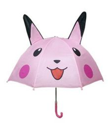 Pre Order - Superfie Pink Elf Printed Umbrella - Purple