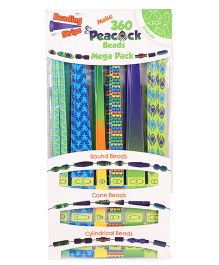 Quill On Peacock Beading Strips - 360 Pieces