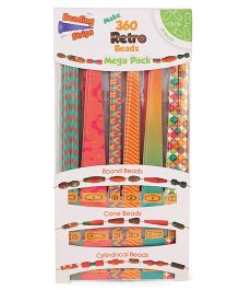 Quill On Retro Beading Strips - 360 Pieces