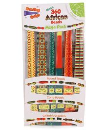 Quill On African Beading Strips - 360 Pieces