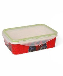 Marvel Spider Man Printed Lunch Box - Red