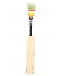 Imagician Playthings Thrillball Foam Cricket Bat Ball Set(Colours May Vary)