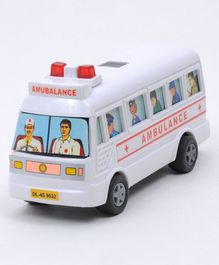 Centy - Mini Bus Ambulance