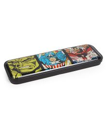 Avengers Pencil Box - Black