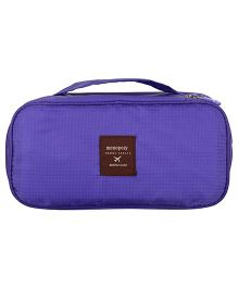 Home Union Travel Diaper Organizer Pouch - Purple