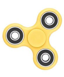 Home Union Fidget Spinner - Yellow