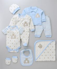 Wonderchild 8 Pcs Gift Set - Blue