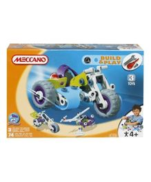 Meccano - Build and Play Side Car