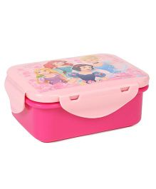 Disney Princess Lunch Box - Pink