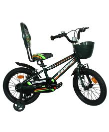 Cosmic Kids Bicycle Green - 16 inches