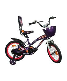 Cosmic Vega Kids Bicycle Purple - 16 inch