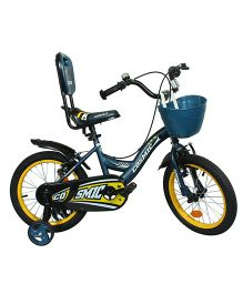 Cosmic Ziva Kids Bicycle Yellow & Blue - 16 inches