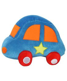 Sunlord Bus Soft Toy Blue - 30 cm