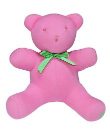Sunlord Sitting Bear Soft Toy Pink - 38 cm