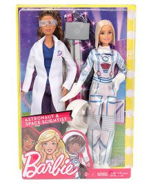 astronaut and space scientist barbie - photo #15