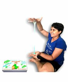 Projectsforschool art craft hobby kits online india buy at projectsforschool diy silly slime 2 in 1 kit multicolour solutioingenieria Image collections