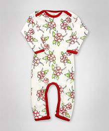 Earth Conscious - Full Sleeves Organic Cotton Romper