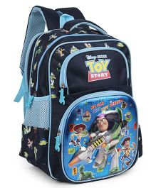 Disney Toy Story School Bag Blue - Height 18 inches