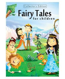 Fairy Tales Book For Children - English