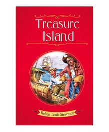 Treasure Island Story Book - English