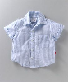 Nino Bambino Striped Shirt - Blue