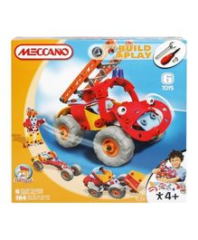 Meccano - Build and Play Fire Truck
