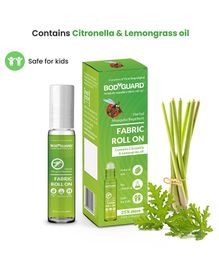 BodyGuard Herbal Fabric Roll On  - 10 ml