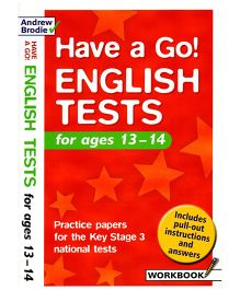 Have A Go English Tests & Practice Book - English