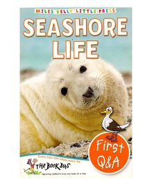Seashore Life Encyclopedia Book - English