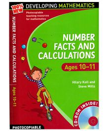 Number Facts And Calculations Mathematics Book - English