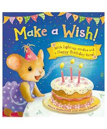 Make A Wish - English
