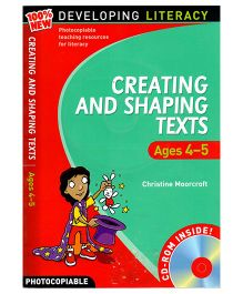 Creating And Shaping Texts Book With CD Rom - English