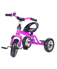 Planet of Toys Tricycle - Violet