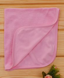 Simply Baby Towel - Pink