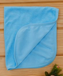 Simply Baby Towel - Blue