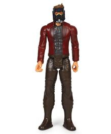 Marvel Infinity War Titan Hero Series Star Lord Black & Maroon - 30 cm