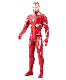 Marvel Infinity War Titan Hero Series Iron Man Red - 30 cm