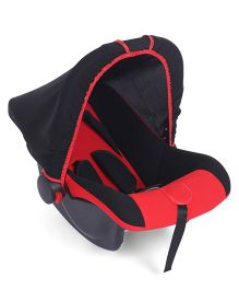 Baby Car Seat With Canopy - Red