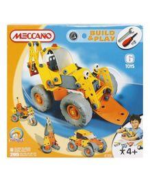 Meccano - Excavator