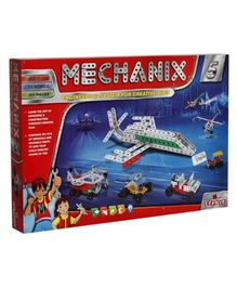 Mechanix 5 Engineering System For Creative Kids