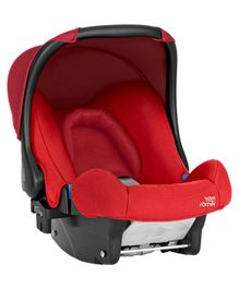 Britax Baby Safe Car Seat - Flame Red