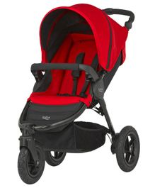 Britax B-Motion 3 Stroller - Flame Red