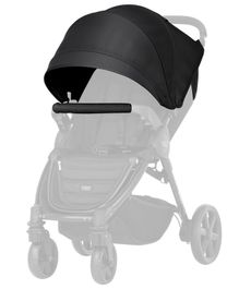 Britax B-Agile Motion Canopy Pack - Cosmos Black